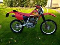 Honda xr 250 xr250R