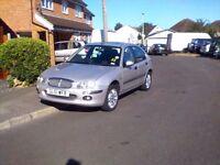 Rover 25 1.6 2001 petrol manual