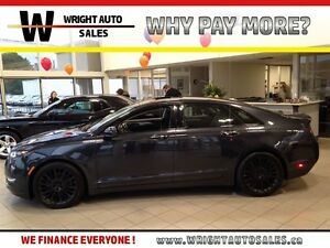 2013 Lincoln MKZ | NAVIGATION| LEATHER| SUNROOF| BACKUP CAM| 16,