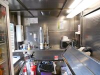 FISH & CHIPS VAN/UNIT & BUSINESS TOP OF THE RANGE,MOBILE CATERING