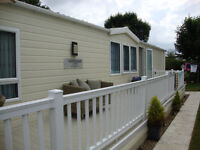 Static Caravan Mersea Island 2 Bedrooms 6 Berth Willerby Meridian Lodge 2014