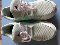 Adidas running shoes size 6