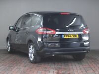 FORD S-MAX 1.6 TDCi Titanium 5dr [Start Stop] (black) 2015