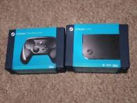 Steam controller and link bundle £50 ono