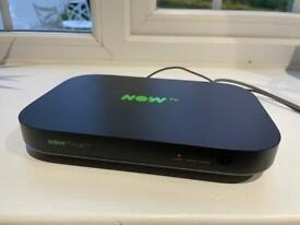 Now TV hub two WiFi router
