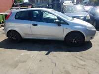 Fiat punto 2008 breaking for parts