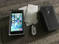 IPhone 8 Plus ~~ Space Grey and Unlocked~~Boxed with accessories~~Great Cond~~ £270