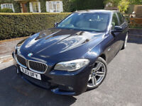 BMW 520d, MSport, FSH, 2 Owners, Factory Extras.