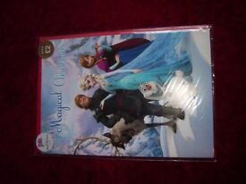 Disney Frozen Christmas Card IP1