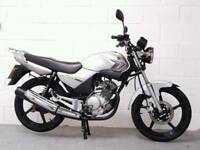 2010 YAMAHA YBR125 LOW MILEAGE *SUPERB CONDITION*