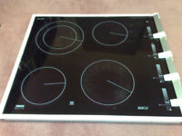ZANUSSI BUILT-IN 'ABACUS' HALOGEN HOB (ZBM405) & FULL DOCUMENTATION