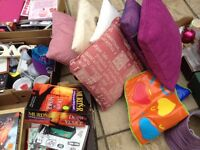 Large selection of Items in good condition.
