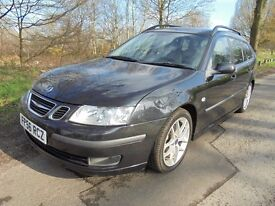 Saab 9-3 Estate - Tid Vector Sport Anniversary - Top Of The Range model - ESTATE