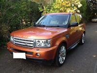 Range-Rover SPT V8SC - Special Edition