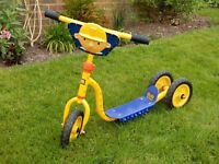 Bob the Builder kids scooter