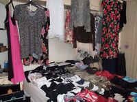 ***HUGE***JOB LOT***WHOLESALE***CLEARANCE***CLOTHES LADIES MENS - MASSIVE PROFITS TO BE MADE!!!