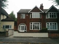 3/4 Bedroom Semi Detached family home TO LET Nottingham NG7