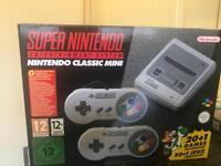 Super Nintendo classic Mino