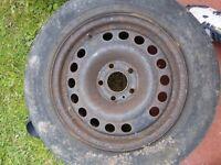 "15"" Car wheel 195/65 r15"