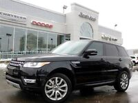 2014 Land Rover Range Rover Sport Supercharged LOADED! AWD Leath