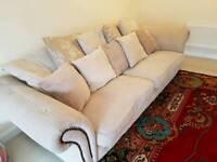 DFS 4 seater sofa - original price over £1200