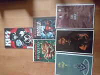 Joblot indie comic books sub cvr