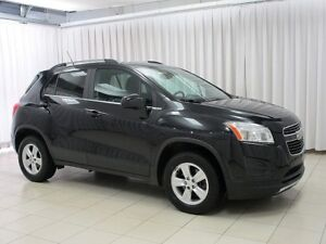2014 Chevrolet Trax LT AWD SUV WITH AIR CONDITIONING, ALLOY WHEE