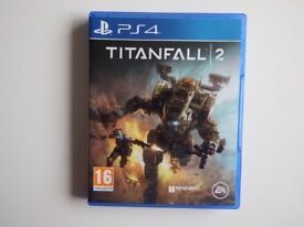 Titanfall 2 - Sony Playstation 4 Game - Amazing PS4 Shooter Sci-Fi FPS Action Video Game - Like New