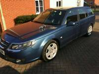 SAAB 9-5 1.9 TID 150 VECTOR DIESEL AUTOMATIC WITH FSH
