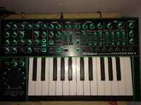 Roland Aria System 1 – Plug Out Synthesiser - For sale at £350 (retail price £439)