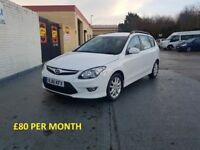 2011 HYUNDAI I30 1.6 DIESEL £3O TAX * FINANCE FROM £80 PER MONTH*