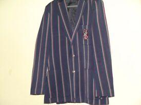 Coleraine Grammar School Uniform Boys Blazer with red School Tie