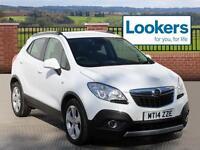 Vauxhall Mokka EXCLUSIV S/S (white) 2014-05-23
