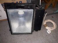 400w hps / mh light - security floodlight / hydroponics