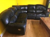 Free leather sofa
