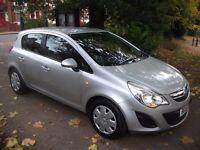 Vauxhall Corsa 1.2 i 16v Exclusiv Easytronic 5dr AUTO, LOW MILES, CHEAP TAX 2011 (61 reg), Hatchback