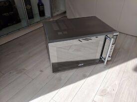 DeLonghi P90D25EL-B1B 25L 900W Solo Microwave - Stainless Steel