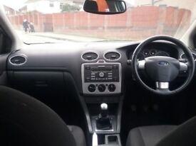 Superb 07 plate ford focus titanium