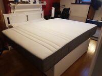 Pocket spring mattress, IKEA-Hövåg (Double)