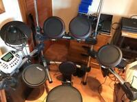 Carlsbro electronic drum kit