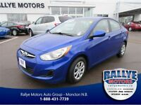 2012 Hyundai Accent GL! TRADE-IN! $AVE @ RALLYE!