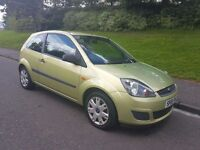 2008 Ford Fiesta 1.2 Low Miles Long MOT