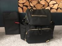 Skip Hop Chelsea back pack - immaculate condition