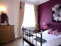 CITY CENTER FESTIVAL FLAT AVILABLE FOR MONTH OF AUG: (ref:278) 2 bed on Jeffrey St, Royal Mile