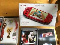Sony Radiant Red PSP 3003 rr
