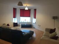 Double room to rent in Finnieston, West End. Bills included.