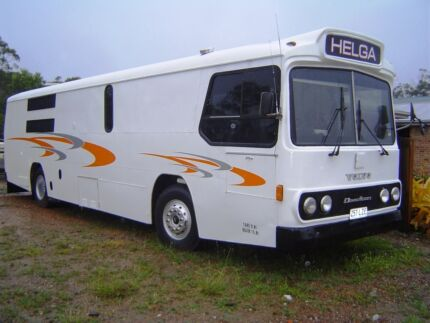 Volvo Motorhome Benaraby Gladstone City Preview