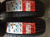 BRAND NEW 175 65 14 TYRES BALANCED AND FITTED