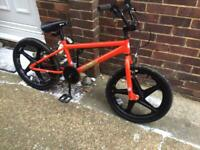 Kids Xrated BMX Cycle with Mag wheels