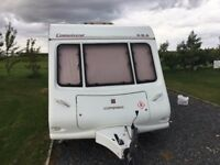 2005 Compass Connoisseur 524, great condition with loads of extras